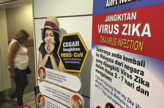 Zika : Singapour lance un appel aux femmes enceintes