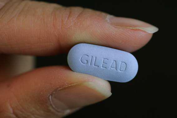 VIH : l'excellente efficacité du Truvada en prévention