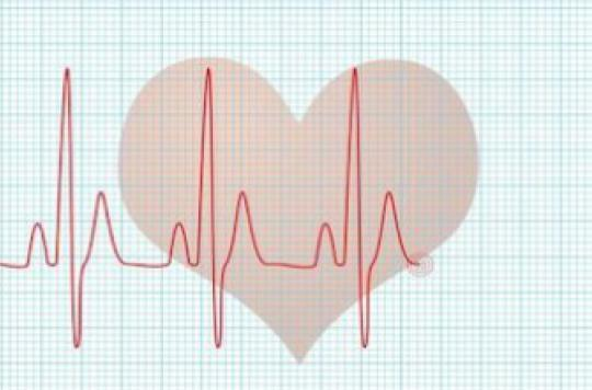 Les chagrins d'amour brisent réellement le coeur