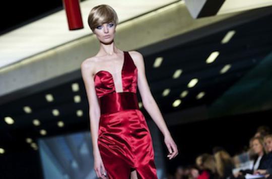 Mannequins maigres : les Américains s'inspirent du modèle français