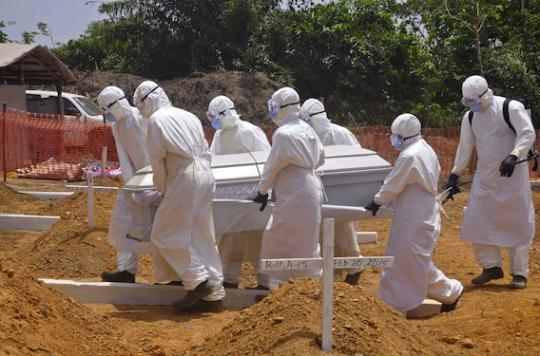 Ebola : sept morts en Guinée