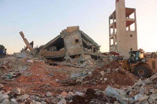 Syrie : 814 soignants tués depuis le début du conflit