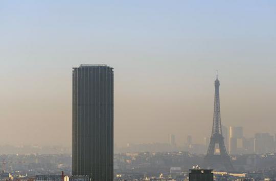 Pollution atmosphérique : le seuil d'information à nouveau dépassé ce jeudi