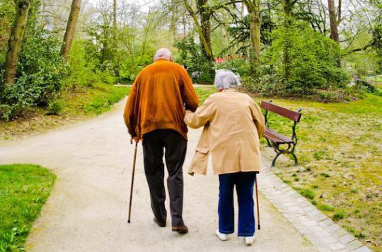 Autonomie : les seniors ont peur de la perdre