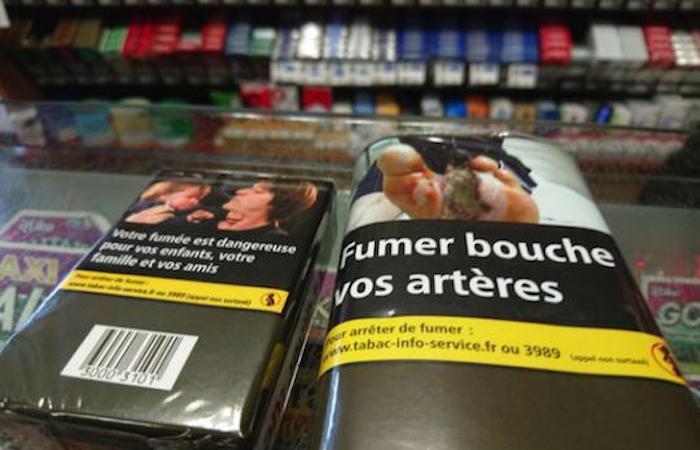 Tabac : le paquet neutre aide à réduire la consommation