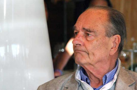 Jacques Chirac : sortie de l'hôpital prévue pour Noël
