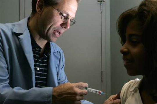 Gardasil 9 : feu vert de l'Europe pour la commercialisation du vaccin