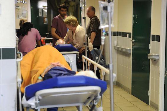 Urgences : la moitié des patients restent 112 minutes