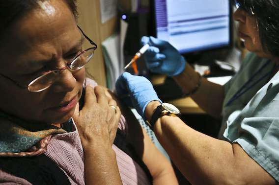 Grippe : l'espoir d'un vaccin universel
