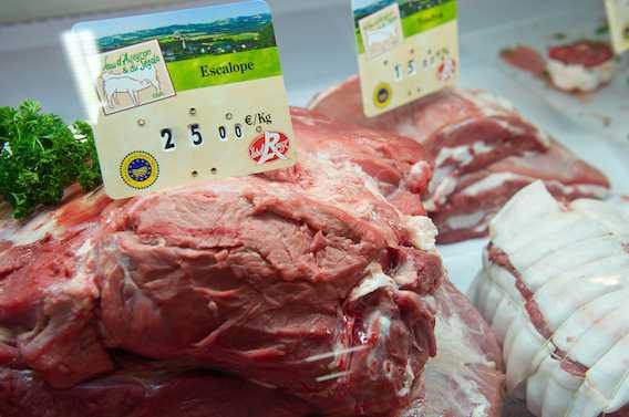 Lait et viande bio augmentent les apports en oméga 3