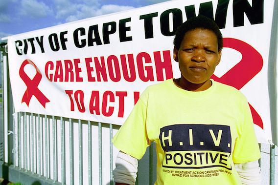 Sida : l'Afrique du Sud rend les antirétroviraux gratuits
