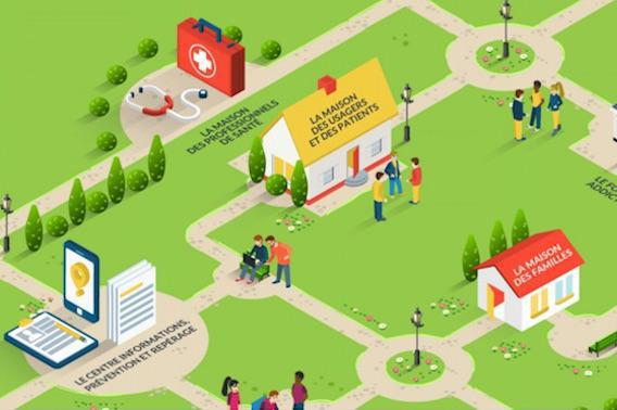 Addictions : un village virtuel qui prône la réduction des risques