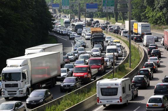 Sécurité routière : 2 conducteurs sur 3 ont déjà eu un problème de santé au volant