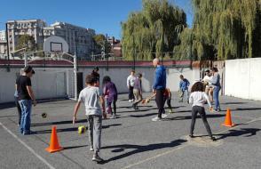 Sport à l'hôpital : se réconcilier avec son corps