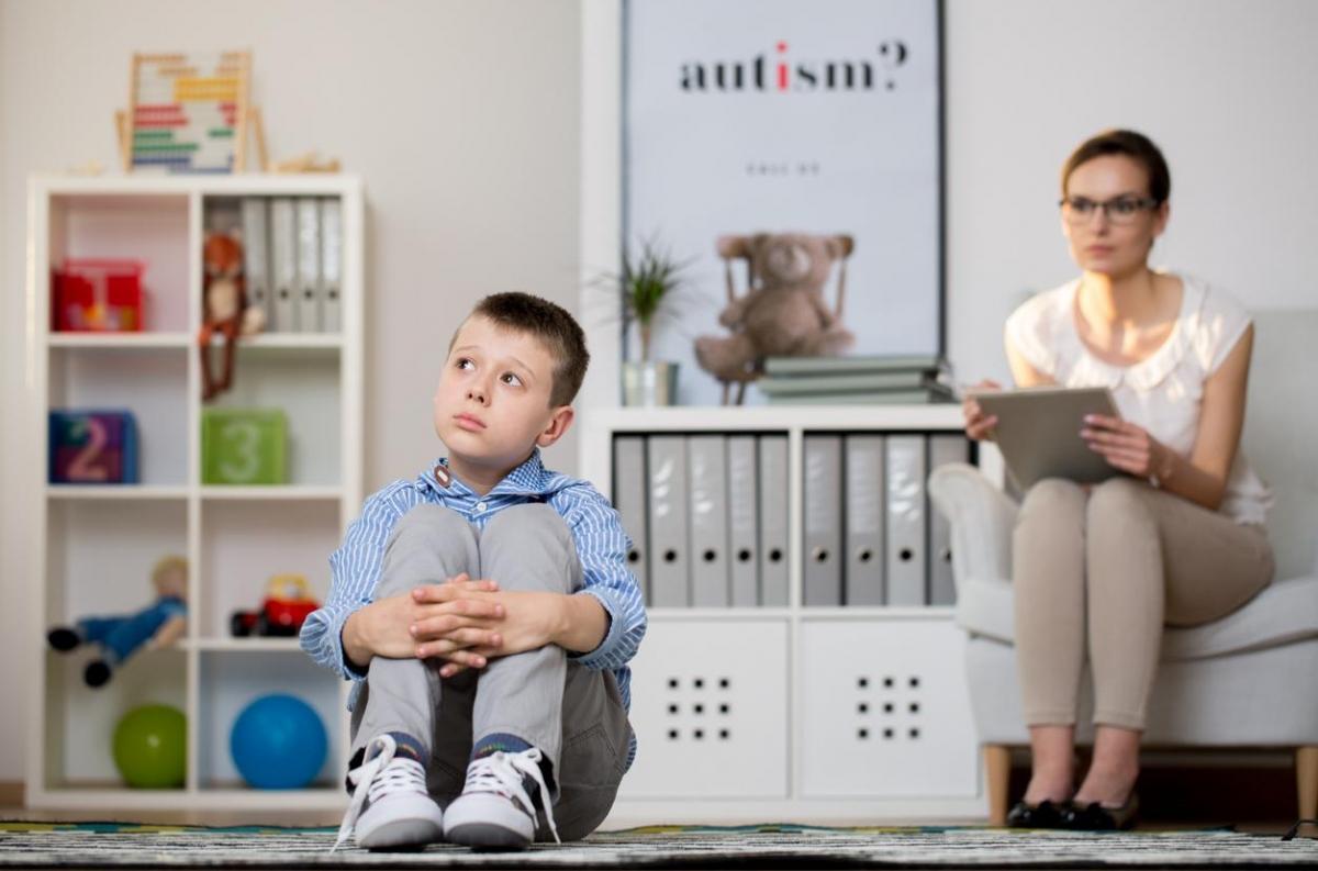 Autisme Une épidémie De Troubles Du Développement De Lenfant