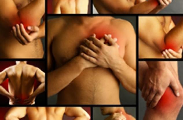 douleur dans tous les muscles du corps