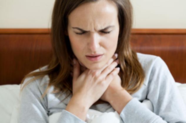 dereglement de la thyroïde chez la femme