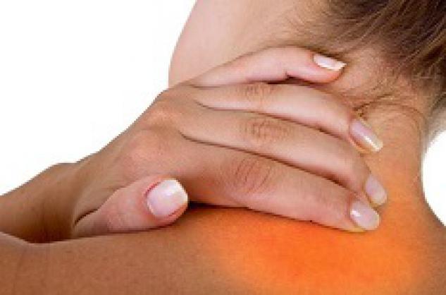 Zachtchemlenie du nerf dans le service de poitrine de lépine dorsale les piqûres