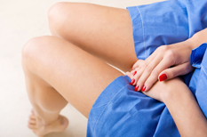 Sécheresse vaginale : une douleur du vagin majorée lors des rapports sexuels