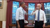 Le footing de Barack Obama à la Maison Blanche