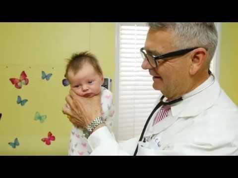 Un pédiatre calme les pleurs des bébés en 10 secondes