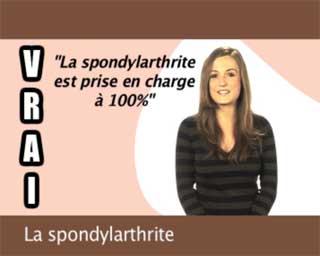 La spondylarthrite : les traitements