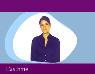 L'asthme : les symptômes